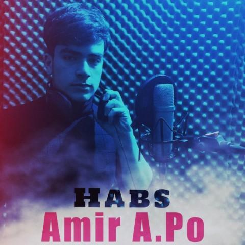 دانلود ترانه جدید امیر A.po حبس Amir A.