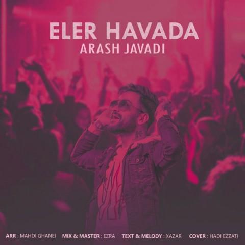 دانلود ترانه جدید آرش جوادی اللر هوادا