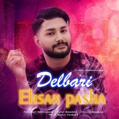 دانلود ترانه جدید احسان پاشا دلبری