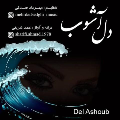 دانلود ترانه جدید احمد شریفی دل آشوب