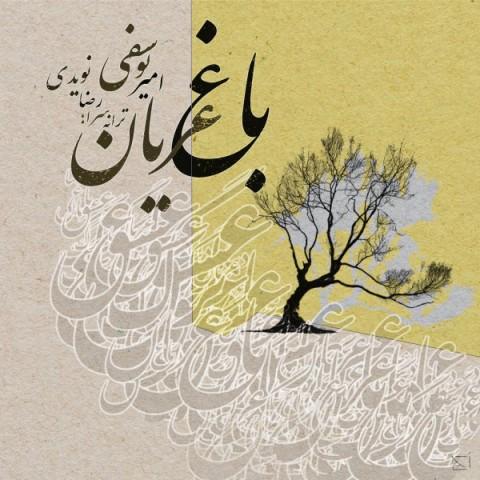 دانلود ترانه جدید امیر یوسفی باغ عریان