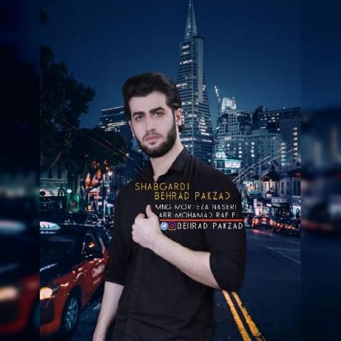 دانلود ترانه جدید بهراد پاکزاد شبگردی