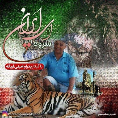 دانلود ترانه جدید پدرام امینی سرود ای ایران