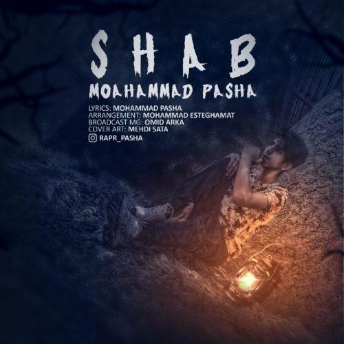 دانلود ترانه جدید محمد پاشا شب