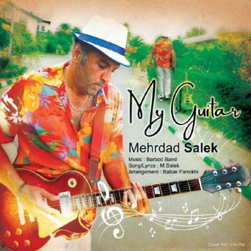 دانلود ترانه جدید مهرداد سالک گیتار من