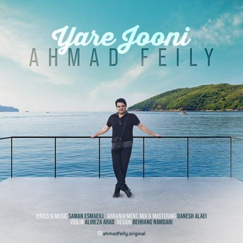 دانلود ترانه جدید احمد فیلی یار جونی