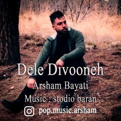 دانلود ترانه جدید آرشام بیاتی دل دیوونه