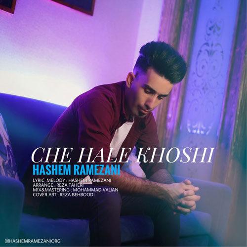 دانلود ترانه جدید هاشم رمضانی چه حال خوشی