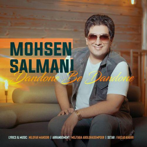 دانلود ترانه جدید محسن سلمانی دندونه به دندونه